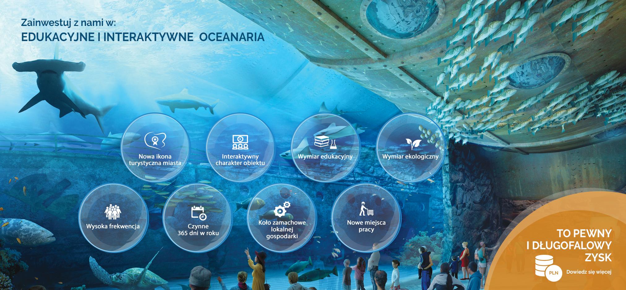 Edukacyjne I Interaktywne Oceanaria