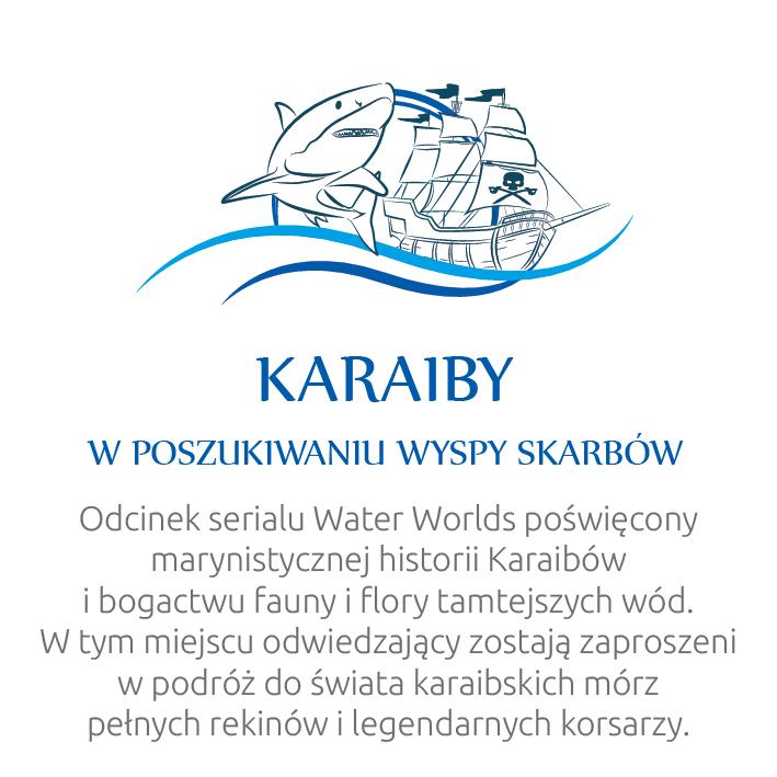 Water Worlds – Karaiby